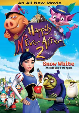 When was Happily N'ever After 2 released?