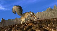 Scrat is voiced by whom?