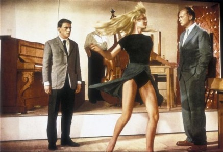 Which Brigitte Bardot film is this scene from ?