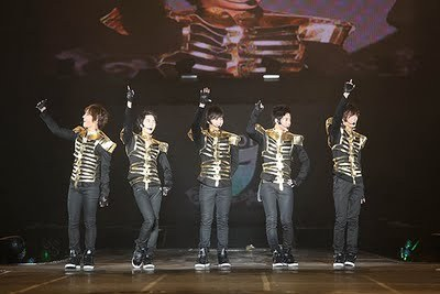 Where was SS501's Persona 1st Asia Tour konser in Taiwan held at?