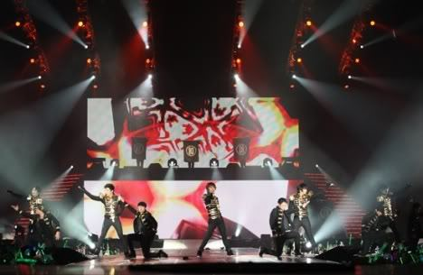 Where was SS501's Persona 1st Asia Tour Concert in Hong Kong held at?