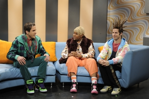 When Ryan was on SNL, what was the name of his character in this sketch?