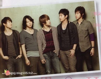 Who's the most often member of DBSK paired with Yunho in FanFic?
