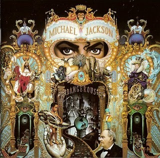 What is the first single from the album DANGEROUS ?