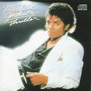 What is the first single from the album THRILLER ?