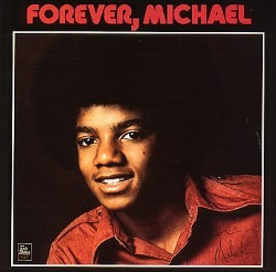 What is the first single from the album FOREVER, MICHAEL ?