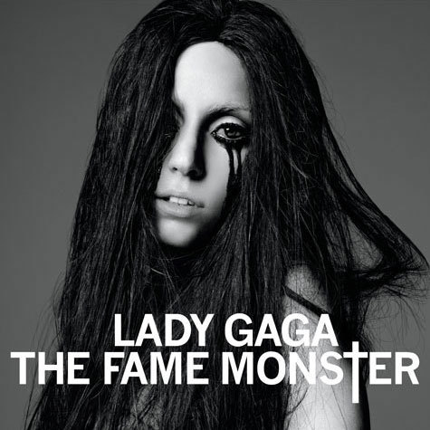 When was the official release date for The Fame Monster?