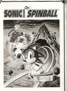 When Was The Game Sonic Spinball released?