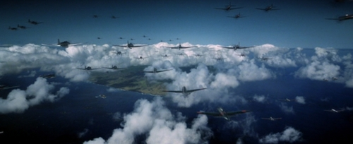 How many planes did the Japanese have?