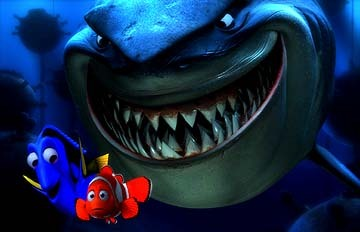 What is Wannahockaloogie in Finding Nemo?