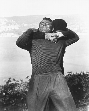 Which Cary Grant film is this scene from ?
