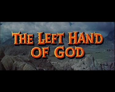 GENE TIERNEY'S PARTNER : The left hand of God ?
