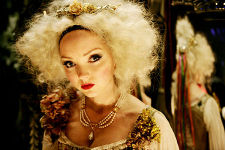 What is the name of her character in 'The Imaginarium of Dr Parnassus'?