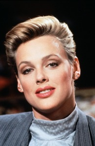 "T/F : Brigitte Nielsen appeared in the video ""Liberian Girl"" ?"