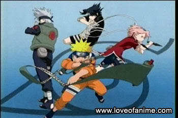 Kakashi is the leader and teacher of Team...?