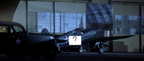 What is the number on the plane?