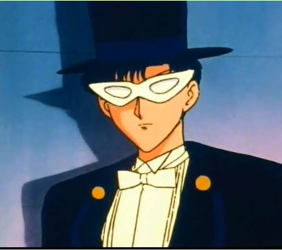 Who was the first to say that Tuxedo Mask may be actually Mamoru?