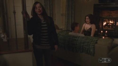 Name the scene: Julian pressures Brooke to revoke the no boys in the bedroom policy