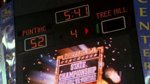 What is Tree Hill's score ?