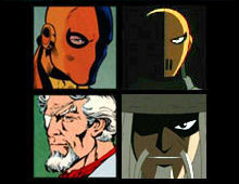 What is Deathstroke's alignment ?
