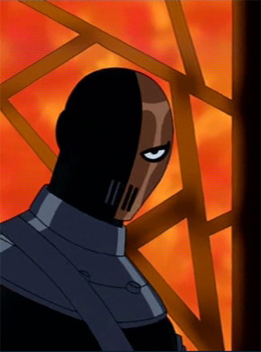 What Episode was Slade's first appearance ?