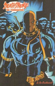 Who are the Creators of Deathstroke ( Comics )?