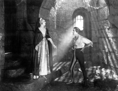 Which John Barrymore's movie is this picture from ?