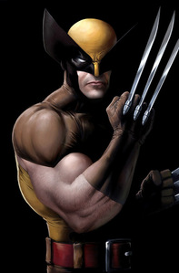 How many times has Wolverine been married ?