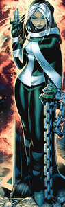 What number was Rogue on Marvel's listahan of tuktok 10 Toughest Females for 2009 ?