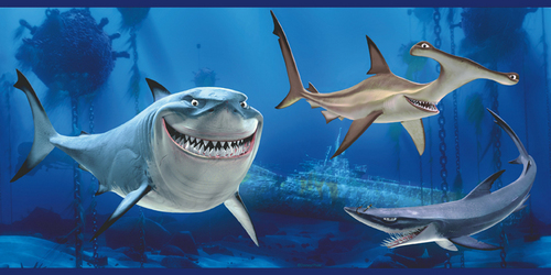 True or False Disney-Pixar payed tribute to JAWS?