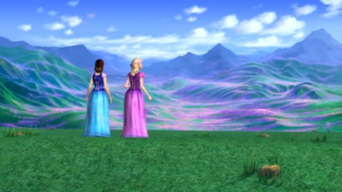What is the name of the valley that Liana and Alexa visited?