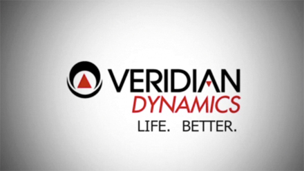 """Veridian Dynamics. The environment—everyone likes it. And so, we do too."" Episode?"