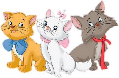 These little gatinhos are from which disney film ?