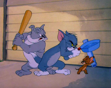 Which cartoon is this picture from ?