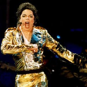 Who made Michael's gold costume that he used in the History tour?