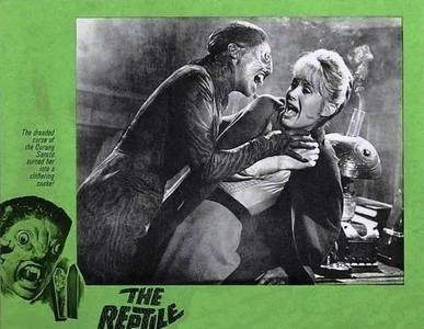 T/F: The Reptile (1966) was a Hammer Horror Productions.