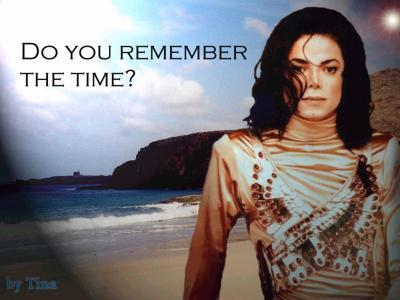 "Which actor appears in the video clip ""Remember The Time"" ?"