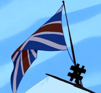 From which movie is this flag from ?