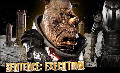 In which episode did the Judoon not appear in?