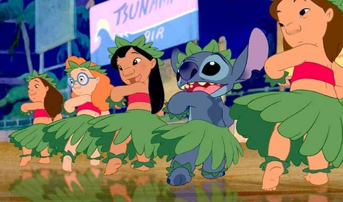 What is Lilo's last name?
