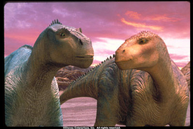Who is Aladar's sweetheart?