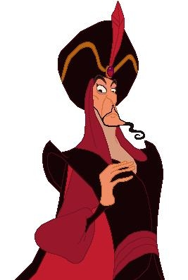 Who does the voice of Jafar ?