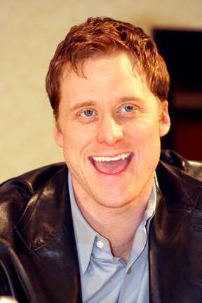 Which of the following roles has Alan Tudyk NOT played?