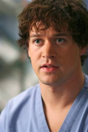 Who was George´s first crush in Grey´s Anatomy?