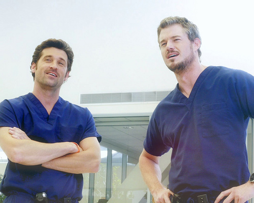 Mark became a doctor at Seattle Grace in episode...?