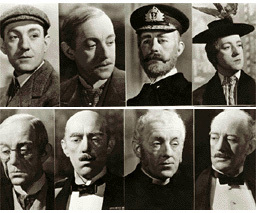 In Kind Hearts and Coronets, which actor plays eight roles ?