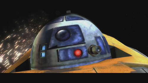 What is Ahsoka's nickname for R2-D2?
