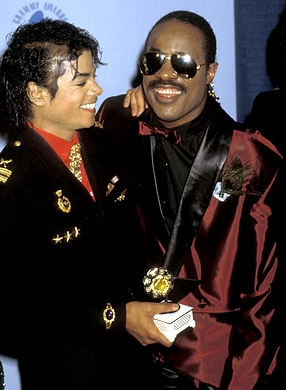 michael once कहा in an interview that to him,stevie wonder is a musical _______?