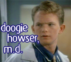 What is Doogie's middle name?