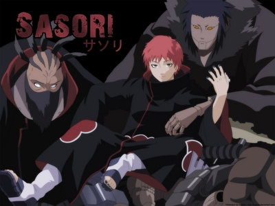 why did sasori left the village